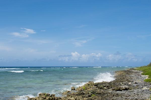 ココス島 南側