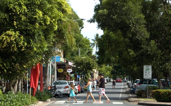 マクロッサンストリート