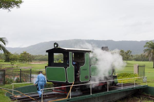 バリーフーリー鉄道