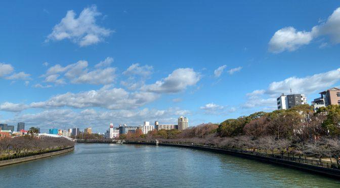 大川(旧淀川)
