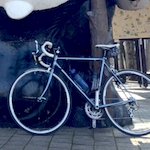 信楽 サイクリング