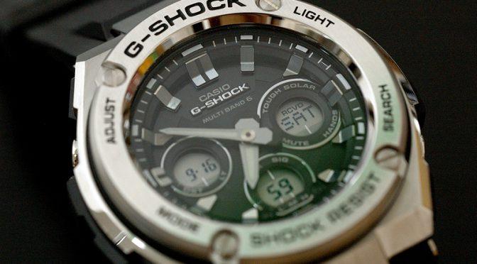 G-STEEL GST-W310-1AJF / G-SHOCK