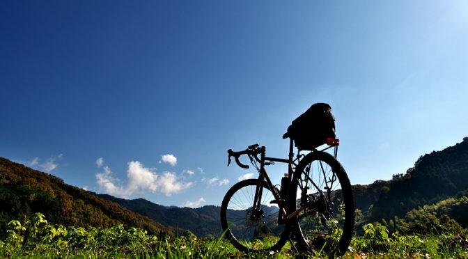 小春日和は自転車日和