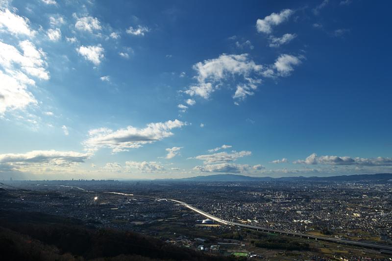 交野山山頂