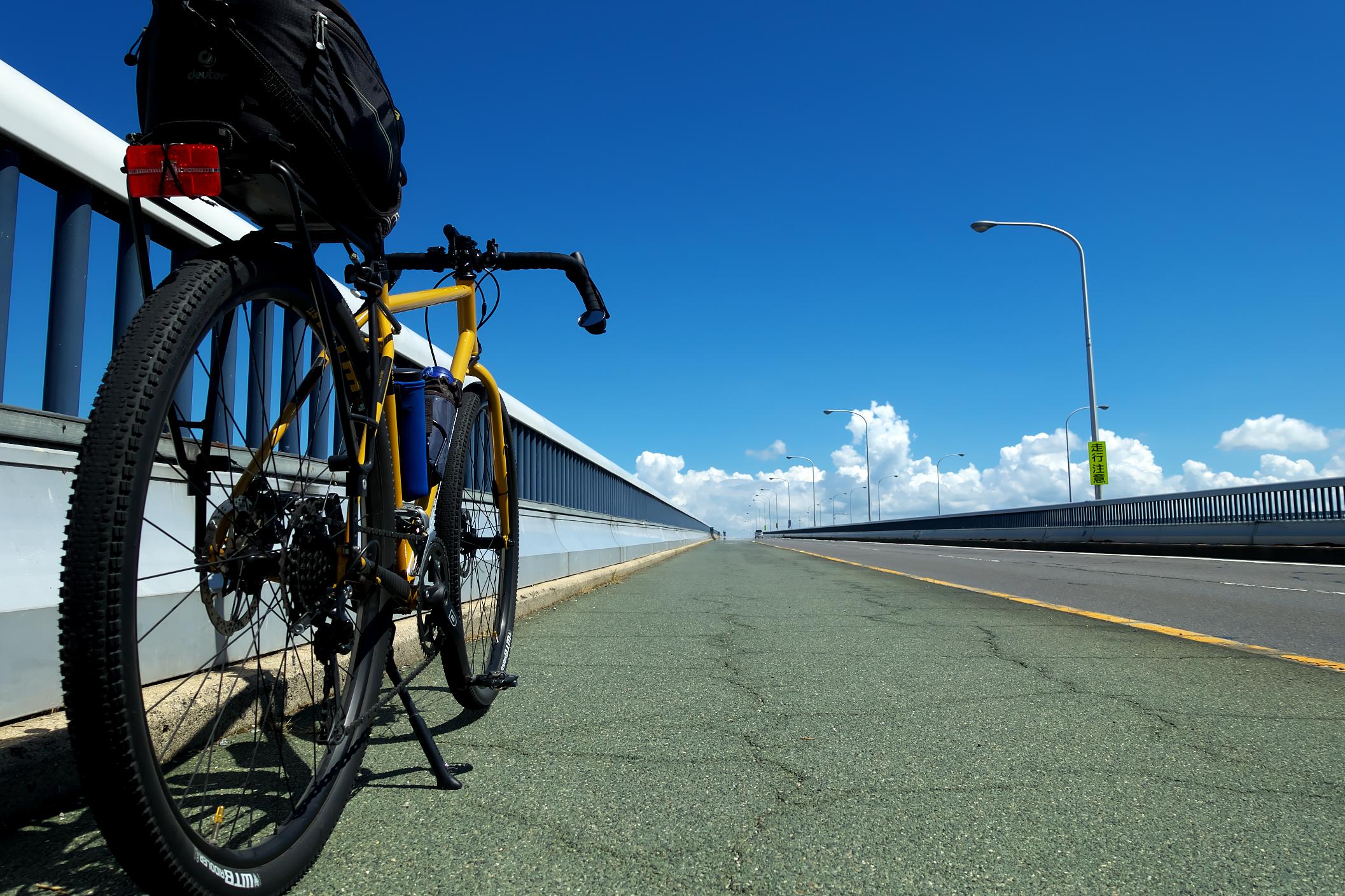 琵琶湖大橋 RADAR